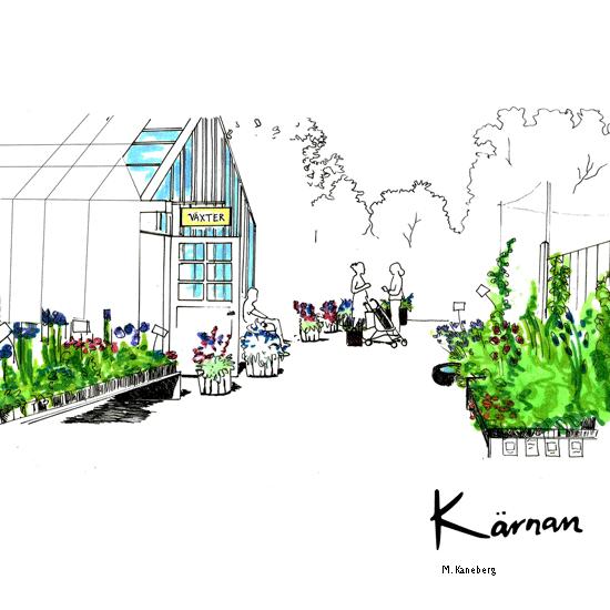 Trädgårdsdesign Malmö 2