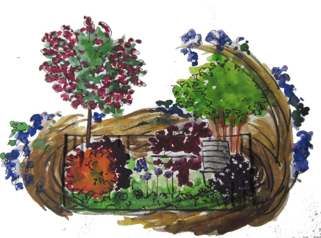 Kärnan Trädgård och Landskap